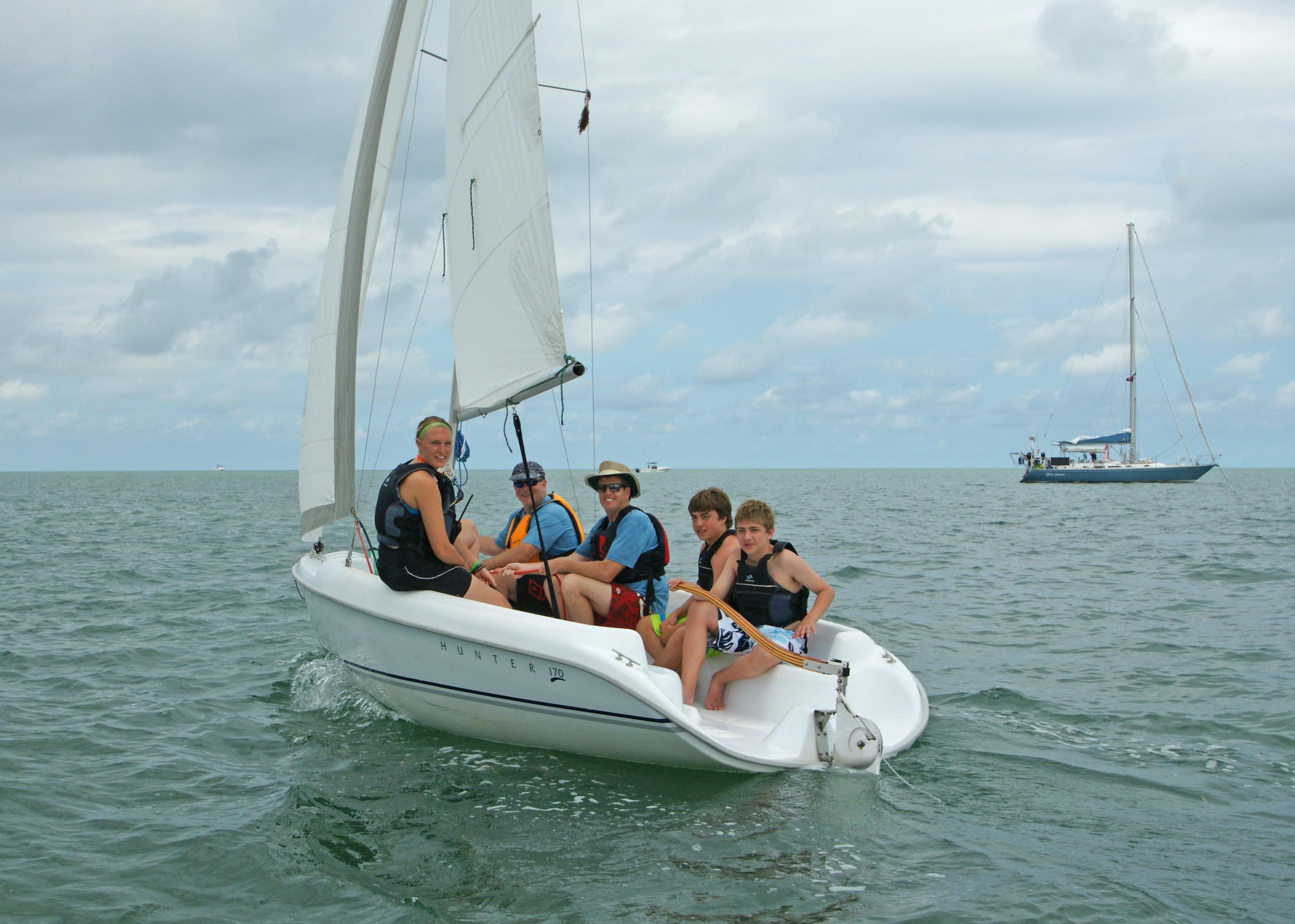 SeaBase Adventure