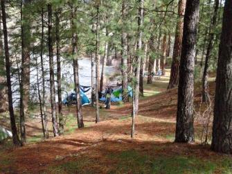 2 campsite